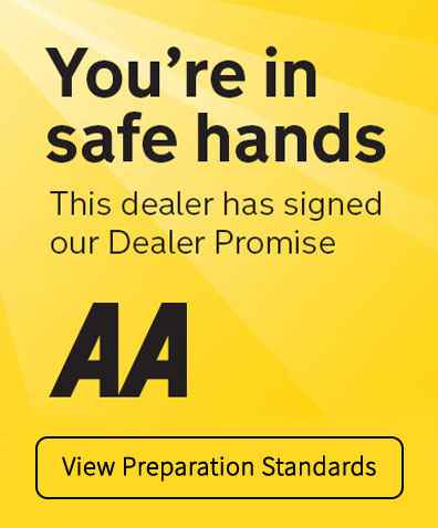 AA You're in safe hands